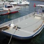 ダイビング専用ボート「そらすずめ」