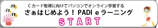Cカード取得に向けてパソコンでオンライン学習する。さぁはじめよう!PADI eラーニング。