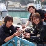 サンゴたちを救出してきました